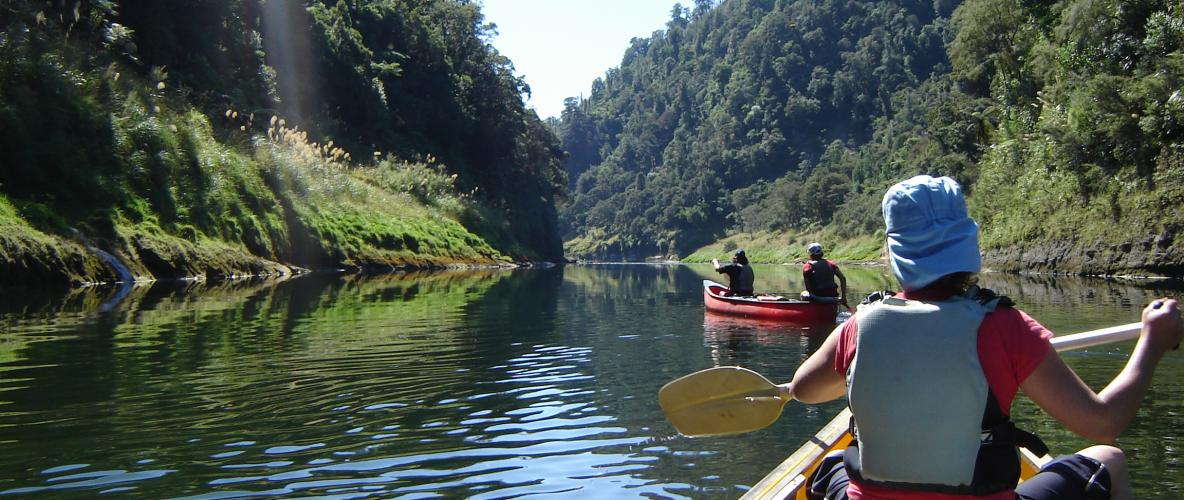 Whanganui River experience - Indulge in the culture and tranquil bliss that is the Whanganui River.