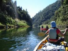 Wanganui river journey